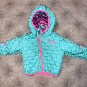 Northface puffer jacket
